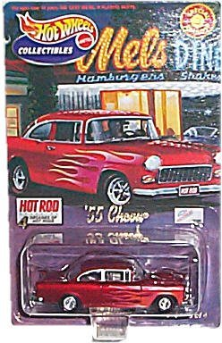 Hot Wheels Collectibles - Special Limited Edition - Series 1 (Chevrolet One Fifty Series)