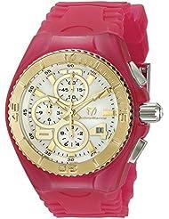 Technomarine Womens Cruise JellyFish Quartz Stainless Steel Casual Watch (Model: TM-115264)