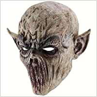 PMWLKJ Halloween Bloody Scary Horror Mask Adulto Zombie Monster Máscara de vampiro Latex Costume Party Cabeza completa Juego de roles