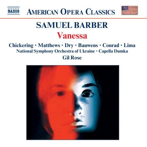 American Classic Rose - Barber: Vanessa