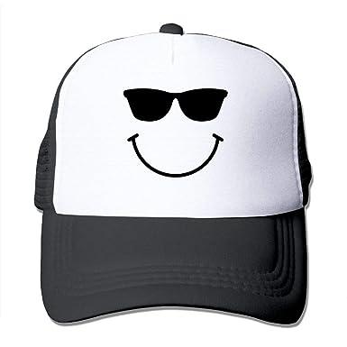 Amazon.com: Sombrero de béisbol ajustable con gafas de sol ...