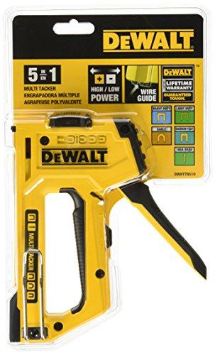 Dewalt DWHTTR510 Stapler Brad Nailer Multi Tool