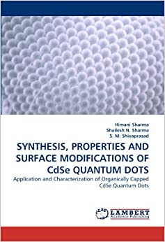 Donde Descargar Libros Gratis Synthesis, Properties And Surface Modifications Of Cdse Quantum Dots Ebook Gratis Epub