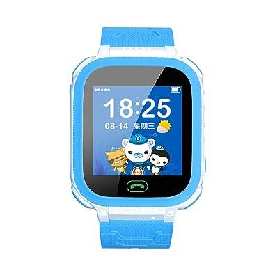 Amazon.com: DRAGONHOO - Reloj inteligente para niños con ...