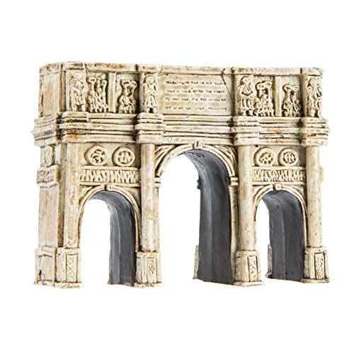 Safari Ltd Historical Collections – Triumphal Arch of Ancient Rome – Realistic Hand Painted Toy Figurine Model – Quality Construction from Safe and BPA Free Materials – For Ages 3 (Ancient Roman Accessories)