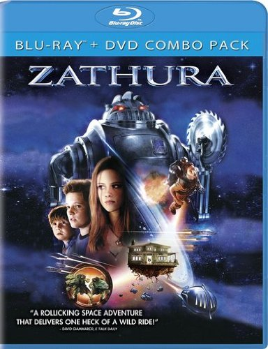 Zathura (Two-Disc Blu-ray/DVD Combo)