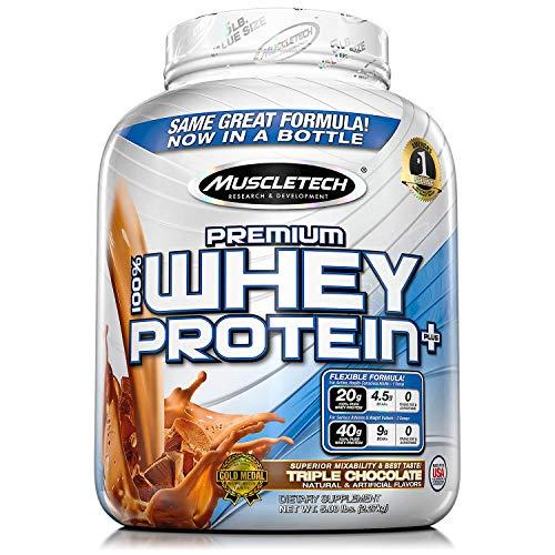 Premium Whey Protein - MuscleTech Premium 100% Whey Protein, Chocolate (5 lbs.)