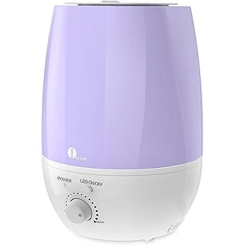Amazon Com 1byone 6l 1 59gal Humidifier Ultrasonic Cool