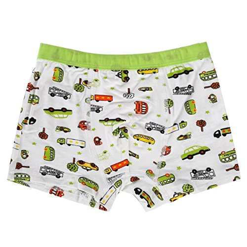 Bala Bala Boy's Boxer Brief Multicolor Underwear (Pack Of 5) (XL/Car Underwear, (Pack Of 5)/Car Underwear) by Bala Bala (Image #4)
