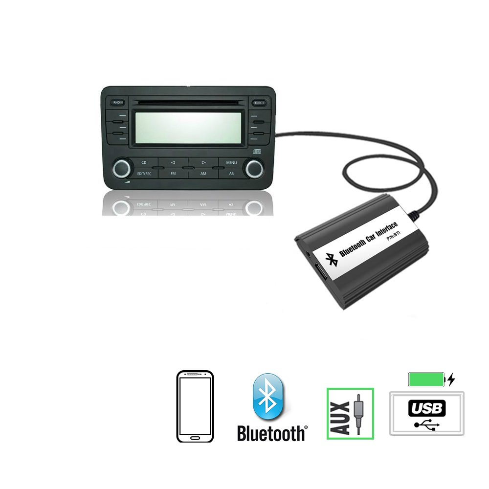 car aux usb bluetooth stereo cd interface for volvo hu. Black Bedroom Furniture Sets. Home Design Ideas