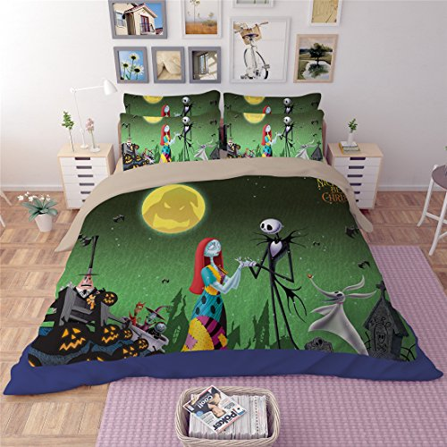 Funky Nightmare Before Christmas Bedding Sheets Amp More