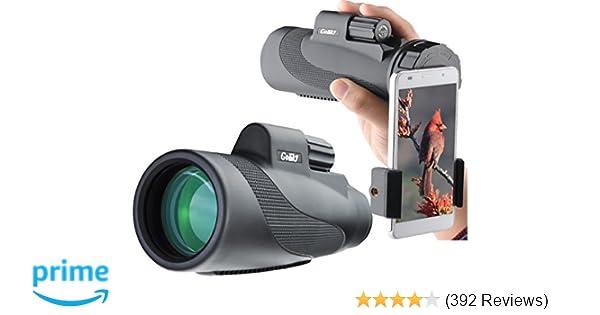 Amazon.com : gosky titan 12x50 high power prism monocular and quick