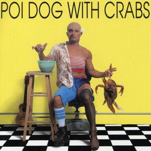 Poi Dog with Crabs by Mountain Apple