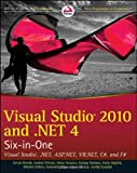 Visual Studio 2010 and . NET 4, Mitchel Sellers and Ágnes Molnár, 0470499486