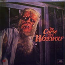 The Curse of the Werewolf Laserdisc