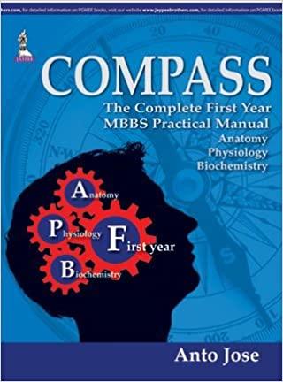 Amazon.in: Buy Compass:The Complete First Year Mbbs Practical Manual ...
