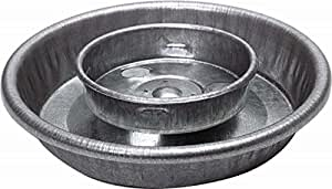 Miller Manufacturing 9826 Mason Jar Water Base
