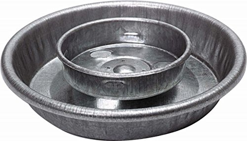 steel chicken waterer - 9