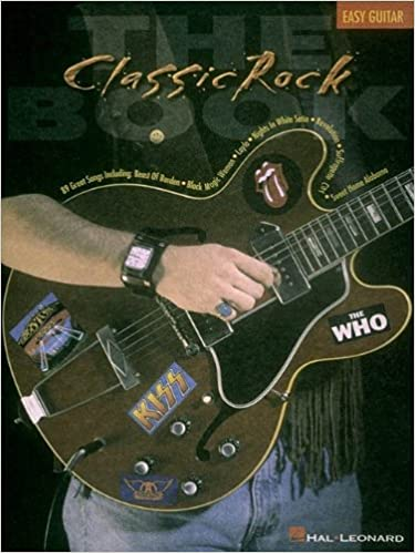 The Classic Rock Book (Book (Hal Leonard)): Amazon.es: Hal Leonard ...