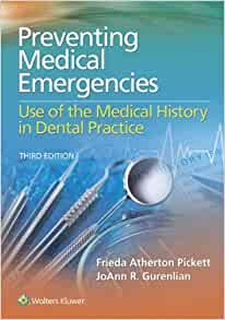 Basic Guide to Medical Emergencies in the Dental Practice 2nd Edition
