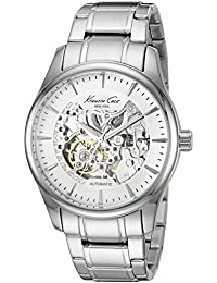 Men's 'Automatic' Automatic Stainless Steel Dress Watch (Model: 10027200)