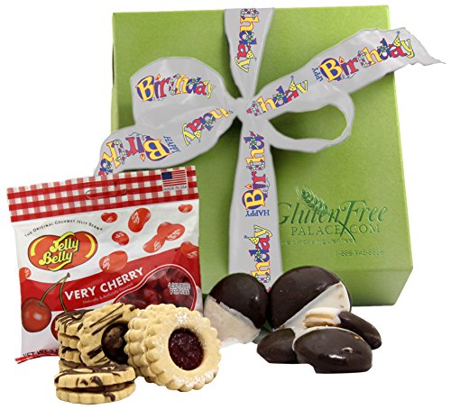 (LARGE - Gluten Free Palace It's Your Special Day! Happy Birthday Gluten Free Gift Box)