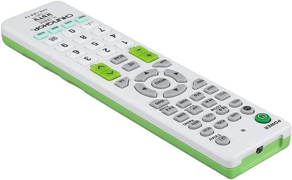 WEIWEITOE 1pcs LCD LED HD TV Controlador de Control Remoto ...
