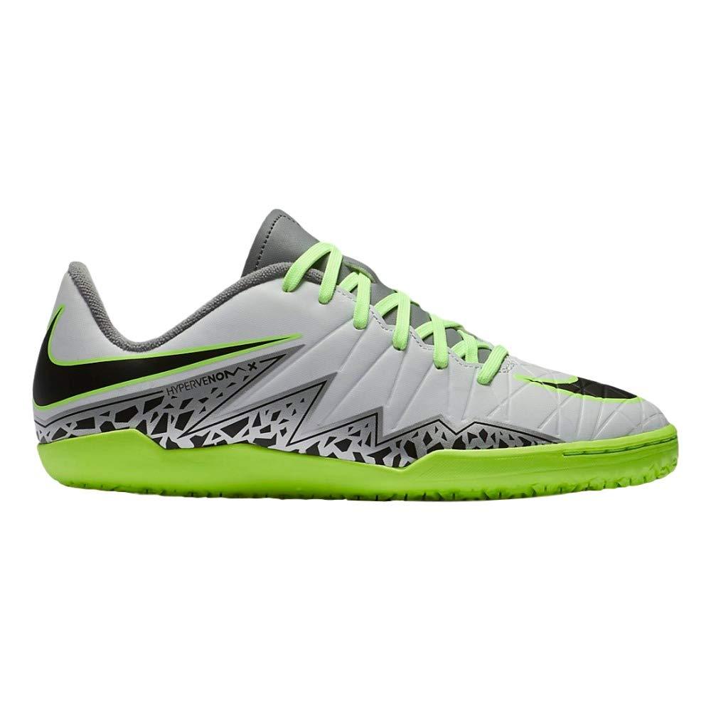 db570149c Amazon.com | Nike Hypervenom Phelon II Youth Indoor Soccer Shoes | Soccer