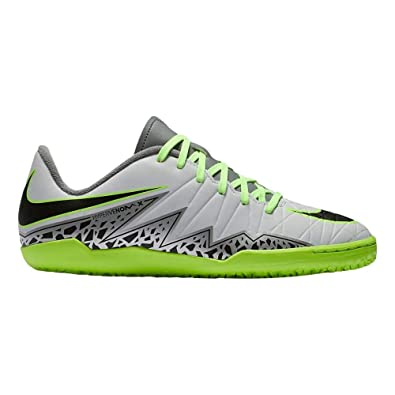 save off 61ea7 ec72e Nike Hypervenom Phelon II Youth Indoor Soccer Shoes