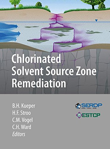 Chlorinated Solvent Source Zone Remediation (SERDP ESTCP Environmental Remediation - Solvents Chlorinated