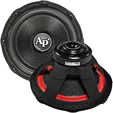 Audiopipe 15 Woofer 1600W Max 4 Ohm DVC