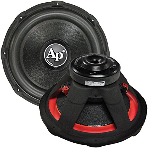 "Audiopipe 15"" Woofer 1600W Max"