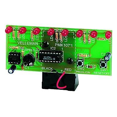 Velleman MK107 Led Running Light: Industrial & Scientific