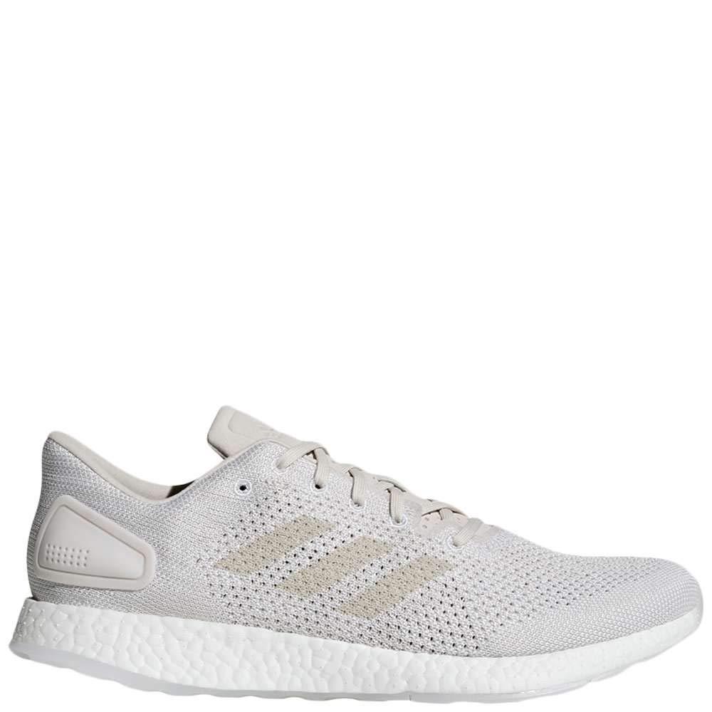 gris One   Chalk Pearl-footwear blanc adidas adidasS82010-10.0 - Pureboost DPR Homme 43 EU