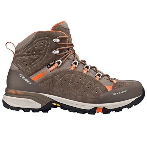 Tecnica T-cross High Gtxョ Ms - zapatos da caminata y excursionismo Hombre marrone-arancione