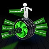 IFLYING-AB-Abdominal-Exercise-Three-Wheel-Roller-Gym-Tone-Fitness-Body-Strength-Training-Roller