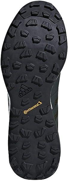 adidas Men's Terrex Agravic GTX Trail Running Shoe dark green AC7768