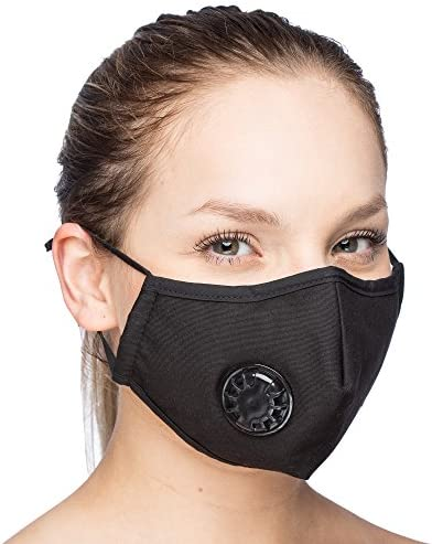 Debrief Me Respirator Dustproof Anti bacterial Comfy Cotton product image