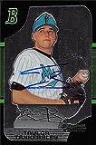 Taylor Tankersley autographed baseball card (Florida Marlins) 2005 Bowman Chrome Rookie #148 - Baseball Slabbed Autographed Cards