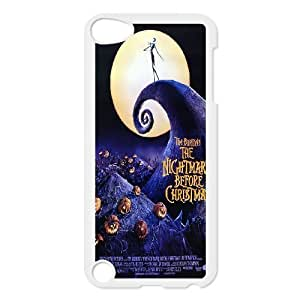 Best-Diy Steve-Brady cell phone case cover The Nightmare Before Christmas XSQ7GhTFuTN FOR Ipod Touch 5 Pattern-13