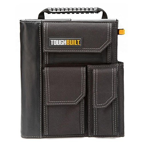 Toughbuilt tou 56 ip c toughbuilt ipad organizer grid for Construction organizer notebook