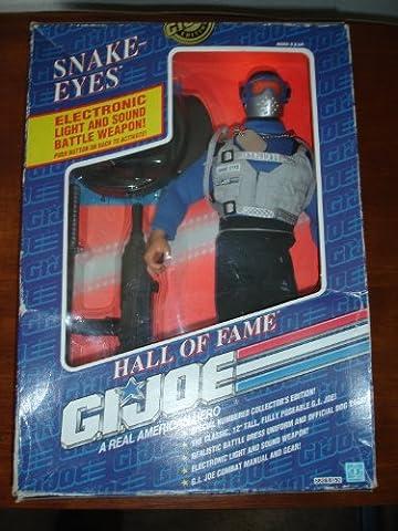 G.I. Joe Hall of Fame Snake-Eyes 12
