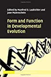 img - for Form and Function in Developmental Evolution (Cambridge Studies in Philosophy and Biology) book / textbook / text book