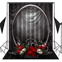 OUYIDA 5X7FT Halloween Theme Pictorial cloth Customized photography Backdrop Background studio prop TP139A