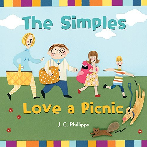 The Simples Love a Picnic by J.C. Phillipps (2014-04-08)