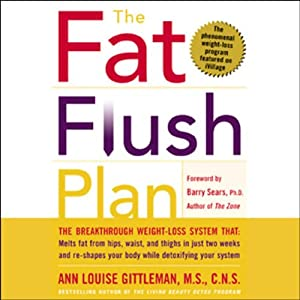The Fat Flush Plan Hörbuch