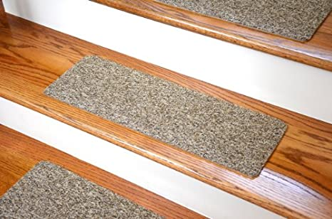 Merveilleux Dean Affordable Non Skid DIY Peel U0026 Stick Carpet Stair Treads   Color: Beige