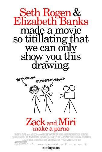 Zack and Miri Make A Porno POSTER Movie (27 x 40 Inches - 69cm x 102cm) (2008)