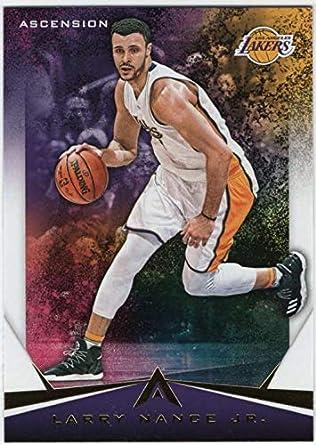 f77f88795 Amazon.com  2017-18 Panini Ascension Basketball  51 Larry Nance Jr ...