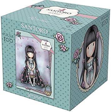 Puzzle 100 Santoro Rosebud: Amazon.es: Juguetes y juegos